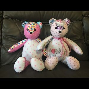 Tops - Memory bears from your loved ones clothing
